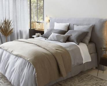 Déco chambre grise : un choix intemporel et élégant