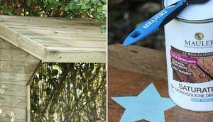 Comment protégrer abris bûches bois