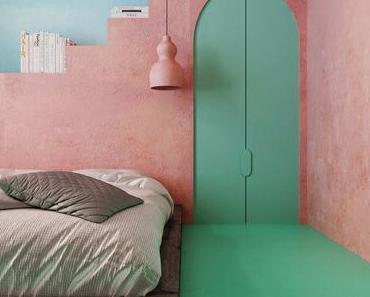 Chambre rose et verte : quelles nuances associer et comment intégrer ce duo de couleurs ?