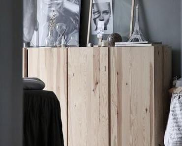 IKEA hack IVAR : transformation d'un meuble minimaliste