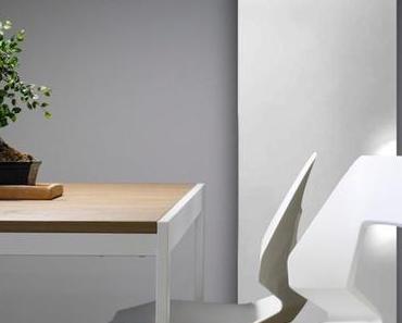 Optez pour Artémia, le nouveau radiateur design d'Acova