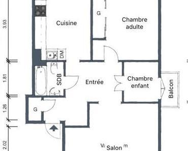 Le papier peint Toile de Jouy dans un appartement contemporain