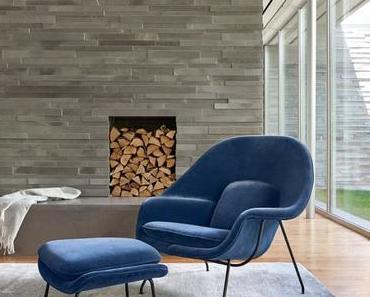 "Icone design : la table ""Tulipe"" par Eero Saarinen"