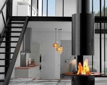 Poêle et cheminée au gaz pour un confort optimal !