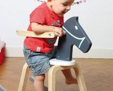 Où trouver un cheval à bascule original ?