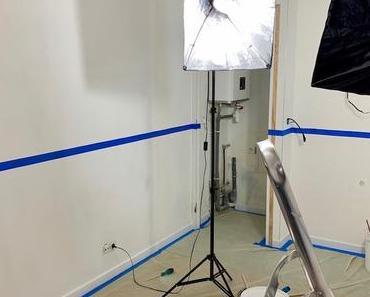 Mur bicolore : comment j'ai réinventé notre chambre
