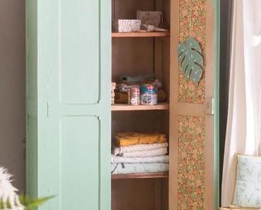 Où trouver une armoire parisienne pour la chambre