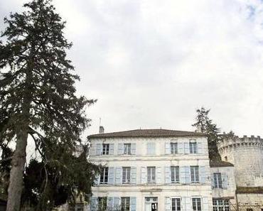 Une déco champêtre pour un château charentais