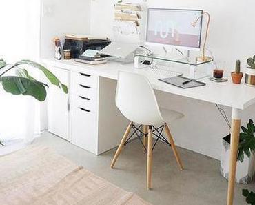 Télétravail : 5 étapes pour aménager un coin bureau chez soi