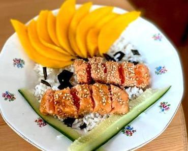 Ma recette ultra facile du tataki de saumon