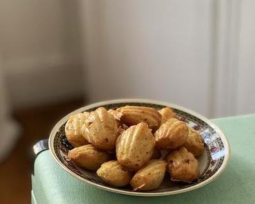 Ma recette de madeleine sans beurre !