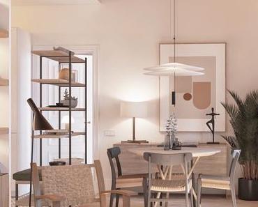 Déco, design et fonctionnalité dans un appartement pour senior