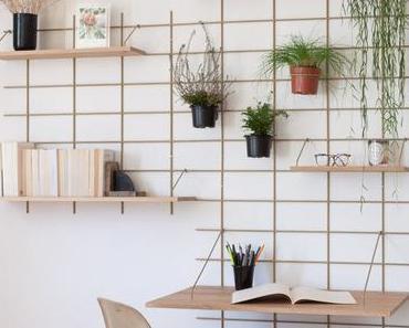 Le nouveau bureau d'appoint de chez Gassien, en toute simplicité
