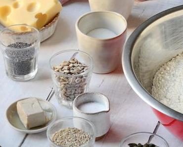 Recette Bretzel au fromage & graines : Transportez-vous en Alsace !