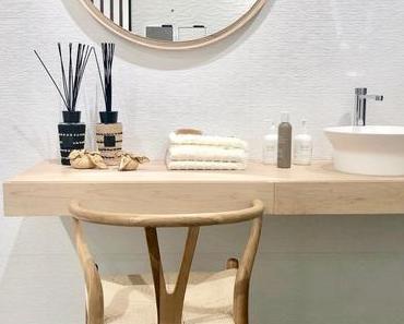 Salle de bain minimaliste : leçon de style et de confort !