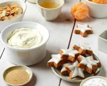 Bûche de Noël, façon naked cake au pain d'épices et clémentine !
