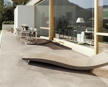 Le béton, un revêtement extérieur de finition innovant