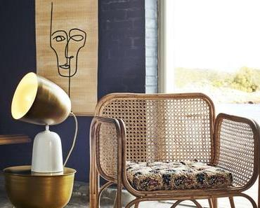 Où trouver un fauteuil cannage design et vintage ?