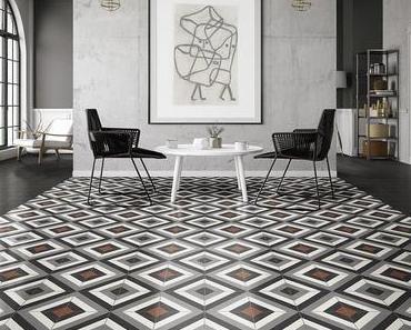 Des carreaux de ciment design pour sublimer votre intérieur