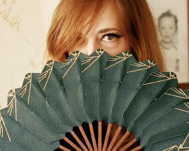 Lucie Monin, l'art du trait d'or