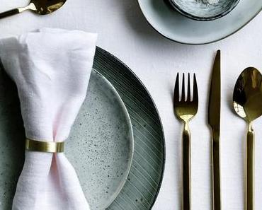 Vaisselle en grès naturel : tout un art de la table